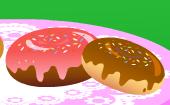 チョコがけスプレードーナツ拡大